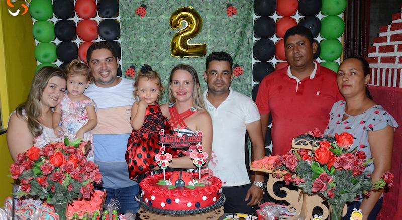 Niver - 2 Anos Maria Luiza