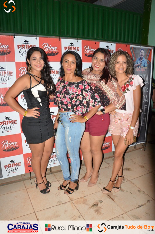 Balada Prime no Clube Campestre de Jacundá
