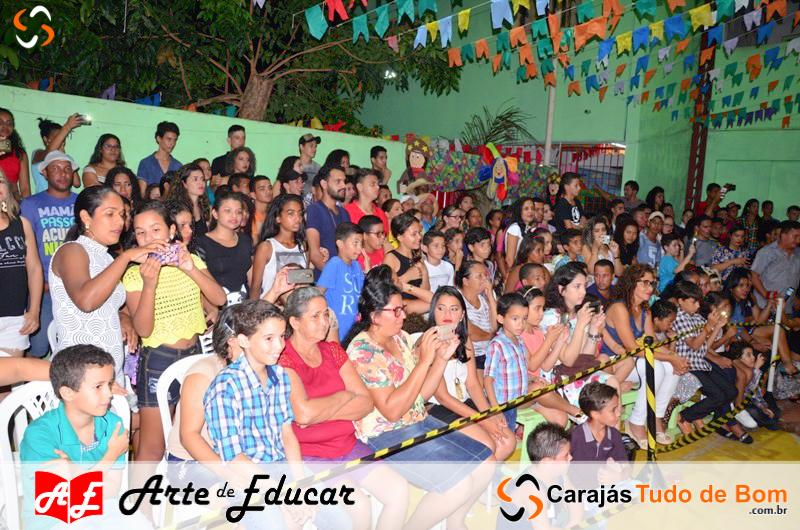 XIII Arraiarte da Escola Arte de Educar de Jacundá - 2ª Noite