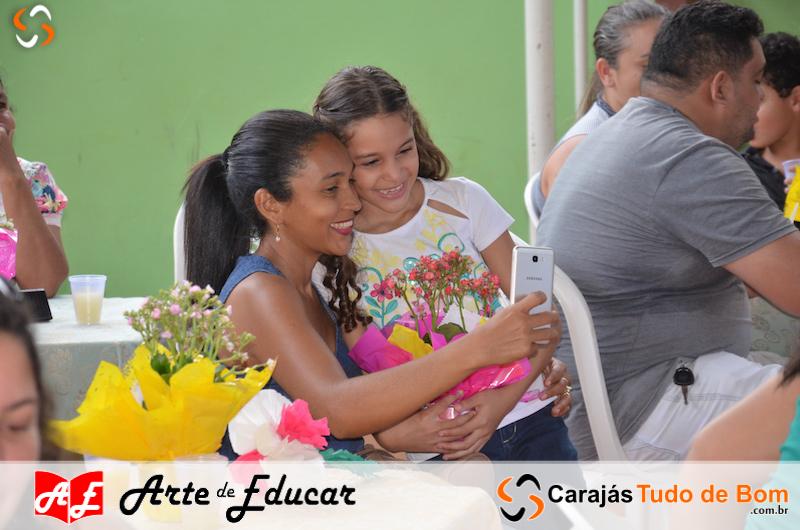 Escola Arte de Educar de Jacundá Comemora dia das Mães - 2018