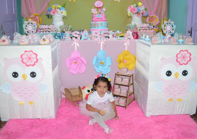 Niver - 3 Anos Isabella