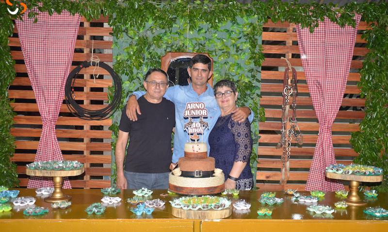 Aniversário de Arnon Júnior
