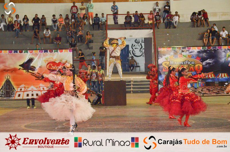 4º Festival Intermunicipal Junino de Jacundá 3ª Noite