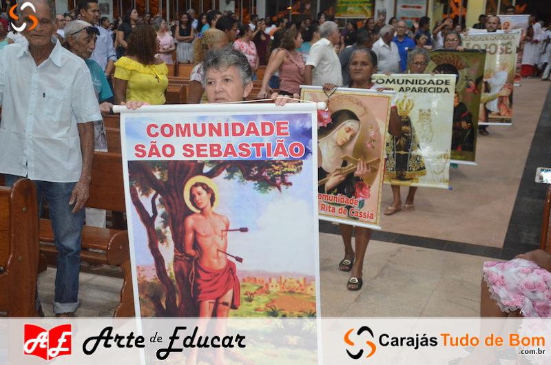 Jacundá - Festejo da Igreja São João Batista - 2019