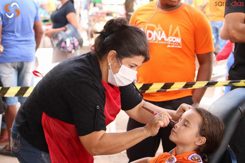 Jacundá: Ação social ao dia dos Jovens adventistas