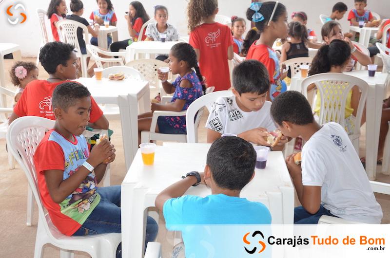 1º Kairós Kids em Jacundá