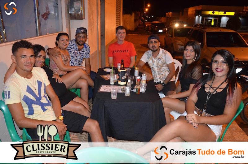 Danny Sanches e Banda no Clissier Restaurante