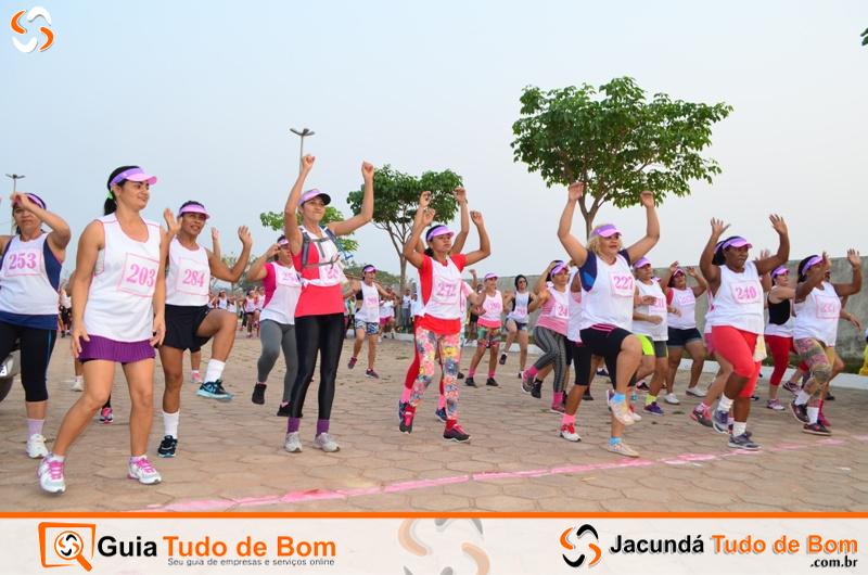 1ª Corrida da Mulher Determinada em Jacundá