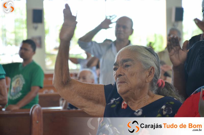 Missa da Saúde em Jacundá - 22/09/2018