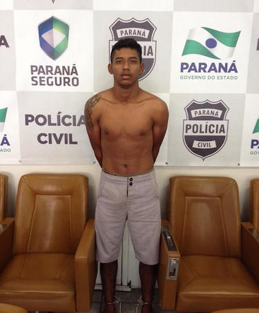 Fotos: Divulgação/Polícia Civil do Paraná