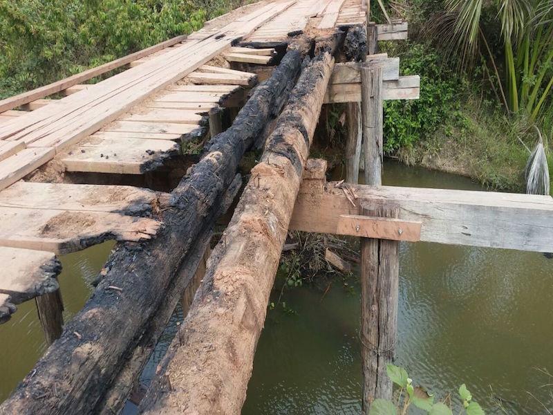 Ponte na zona rural