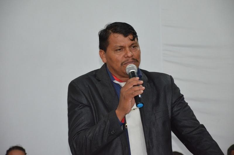 presidente do conselho Pastor Ednelson Andrade Lobato