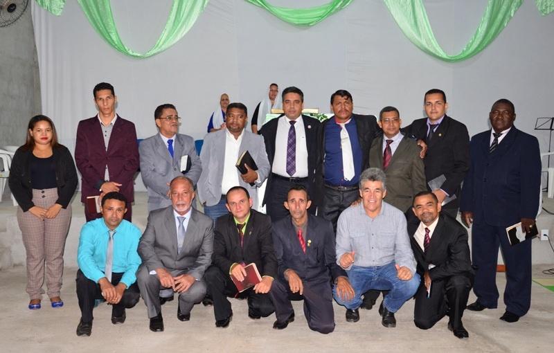 Pastores convidados