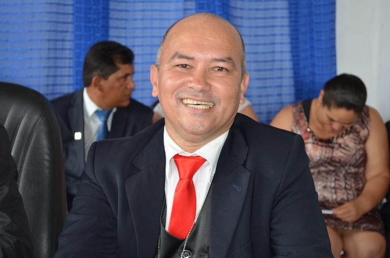 José Almeida Araújo (PSB). (Foto: Carajás Tudo de Bom/Wyll Silva)