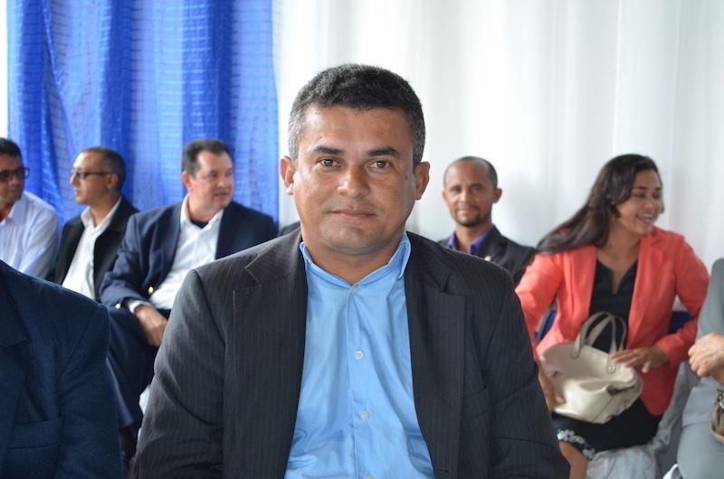 Luciano Marques de Morais (PDT). (Foto: Carajás Tudo de Bom/Wyll Silva)