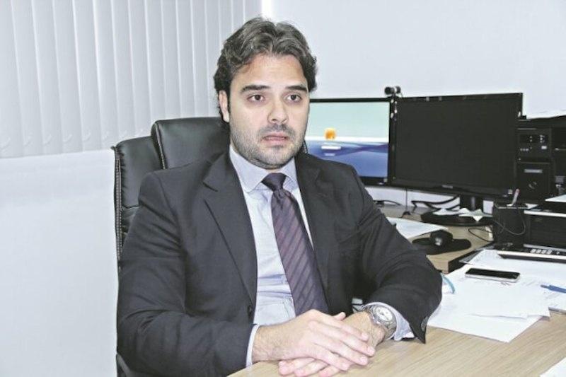 Vice-prefeito e Delegado de Polícia Federal, Toni Cunha. (Foto: Divulgação/Redes Sociais)