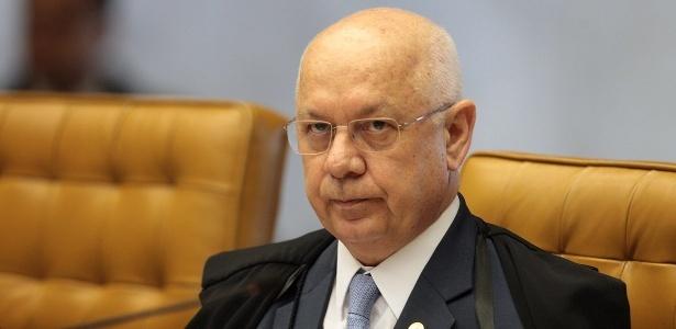 O ministro do STF Teori Zavascki estava em aeronave que caiu no litoral do RJ. (Foto: Divulgação)