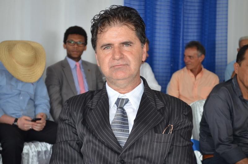 Sergio Soares Moraes de Jesus (PMDB). (Foto: Carajás Tudo de Bom/Wyll Silva)
