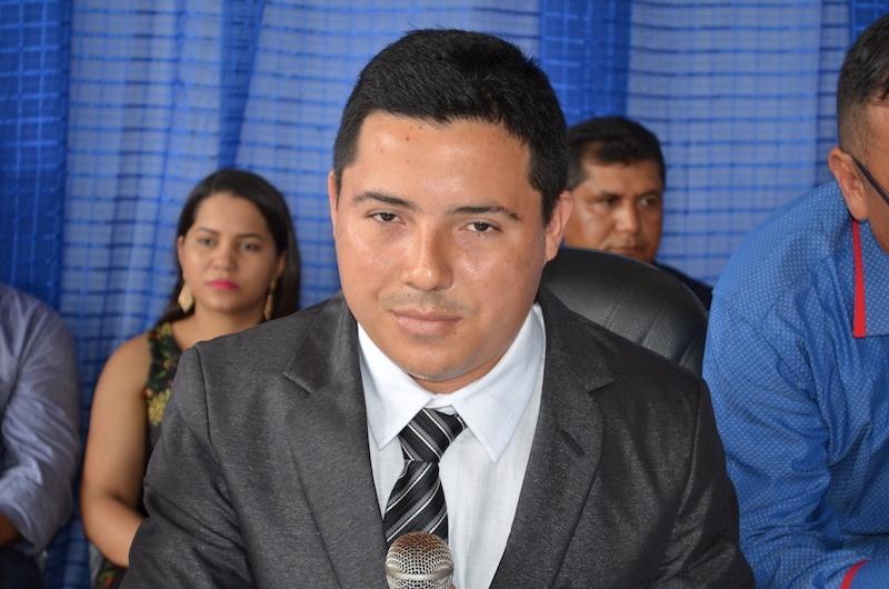 Ivonaldo dos Santos Pessoa (PMDB). (Foto: Carajás Tudo de Bom/Wyll Silva)