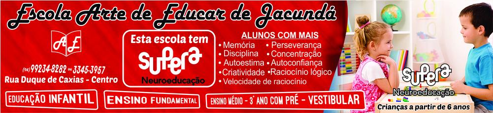 Escola Arte de Educar de Jacundá